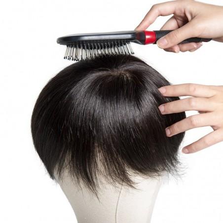 Bristles Comb for Men's Hair System