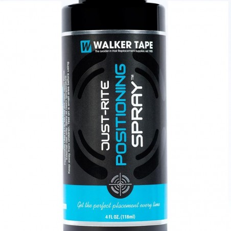 Walker Just Rite Positioning Spray 4oz | Scalp Preparation for Hair System Installation
