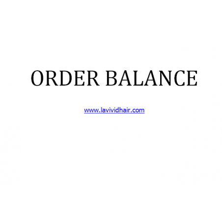 LaVivid Order Balance