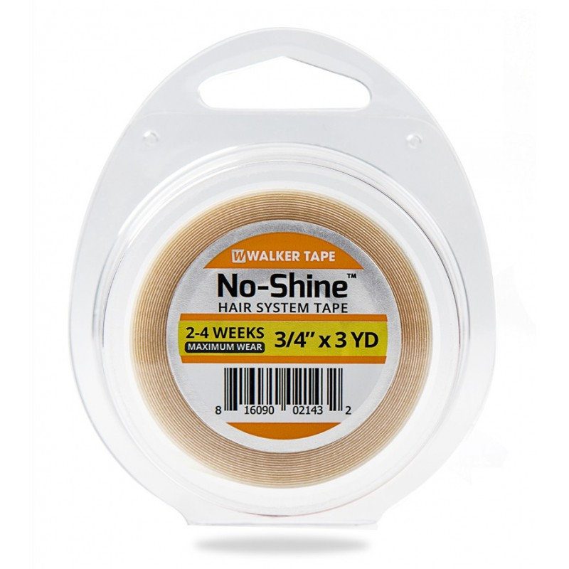 No-Shine Toupee Adhesive in Roll | Bonding Tape | 3 Yards