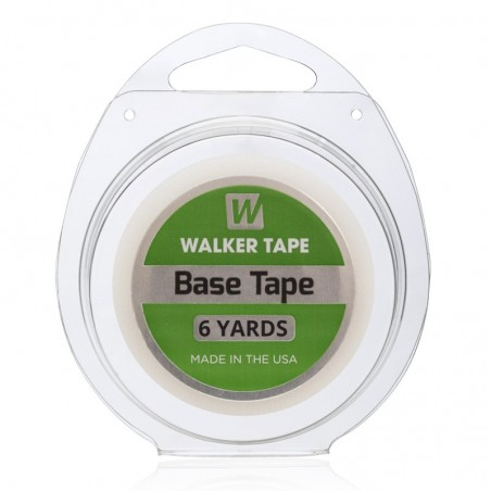 Walker Base Tape in 1'' x 6 Yards | Repair Small Tears or Holes in Your Hair System Base