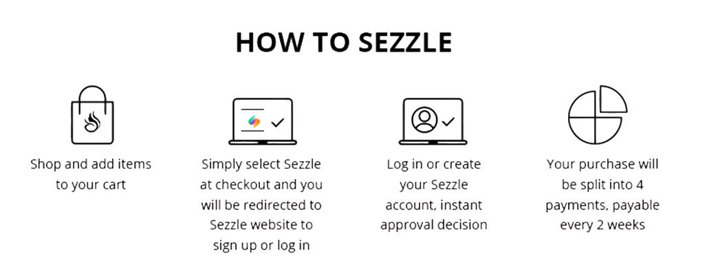 sezzle payment
