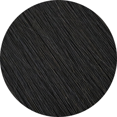 Natural Human Hair Black