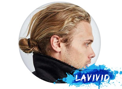 How to Apply Mens Long Wig?