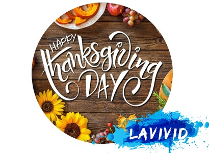 LaVivid Thanksgiving Hair System Sale 2019