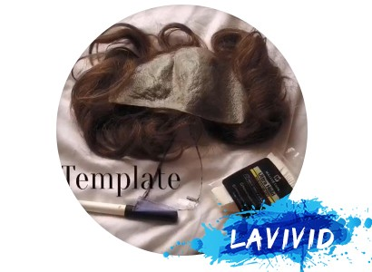How to Customize A Frontal Hairpiece on Your Own?