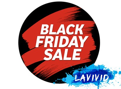 LaVivid Black Friday Toupee Sale 2019