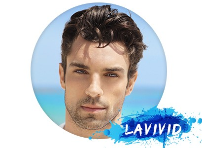 LaVivid Men's Hair System Christmas Sale